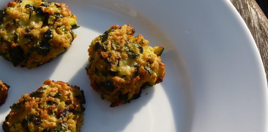 Recipes: zucchini 3 ways