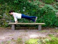 Forest yoga: for walkers, runners and adventurers