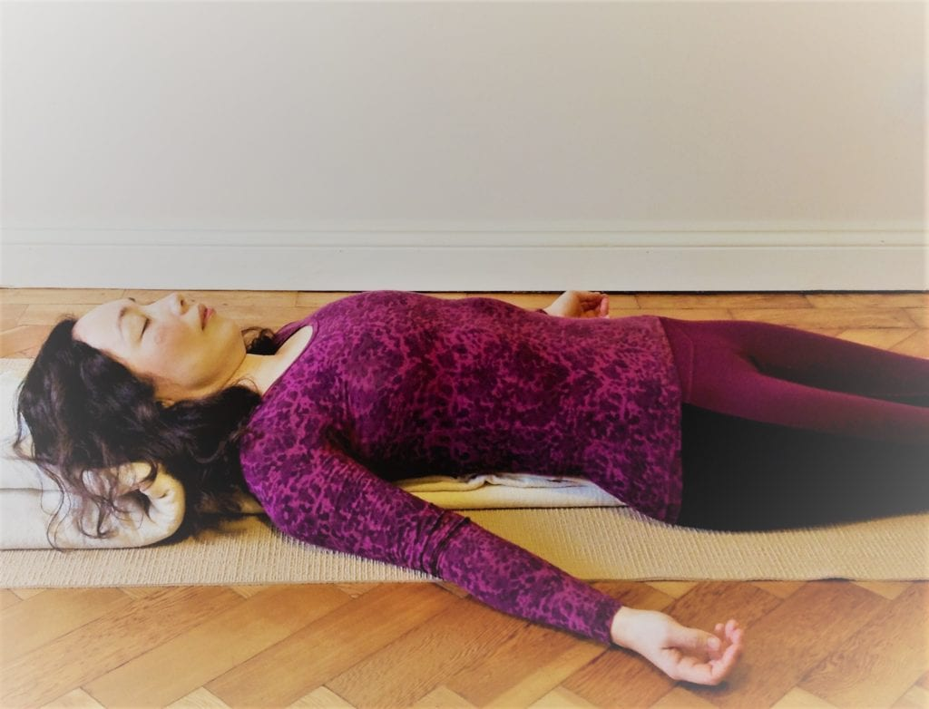 Guided Relaxation Carol Trevor Yoga