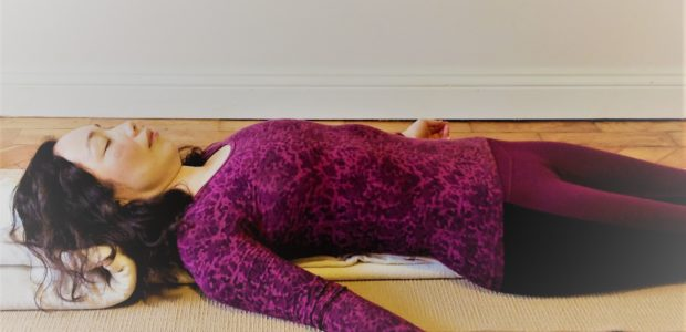 Expand prana with viloma breathing (pranayama)
