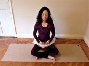 dhyana mudra meditation