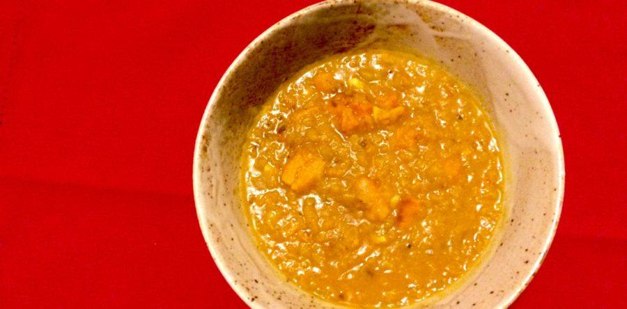 Golden Go Gently Soup
