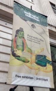 ayurveda ayurvedic man wellcome collection london