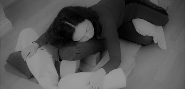 Why restorative yoga?