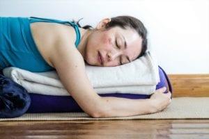 Restorative Yoga Workshop Carol Trevor